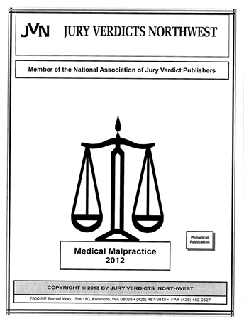 Medical Malpractice Reports